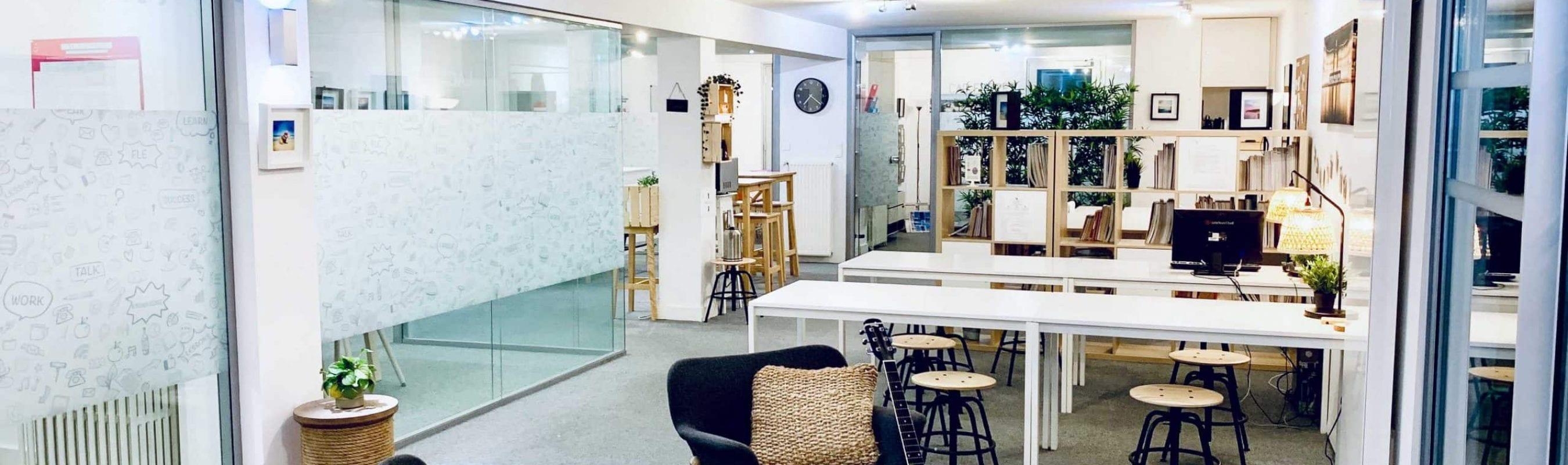 locaux de Newdeal Business Institut Langues Bordeaux