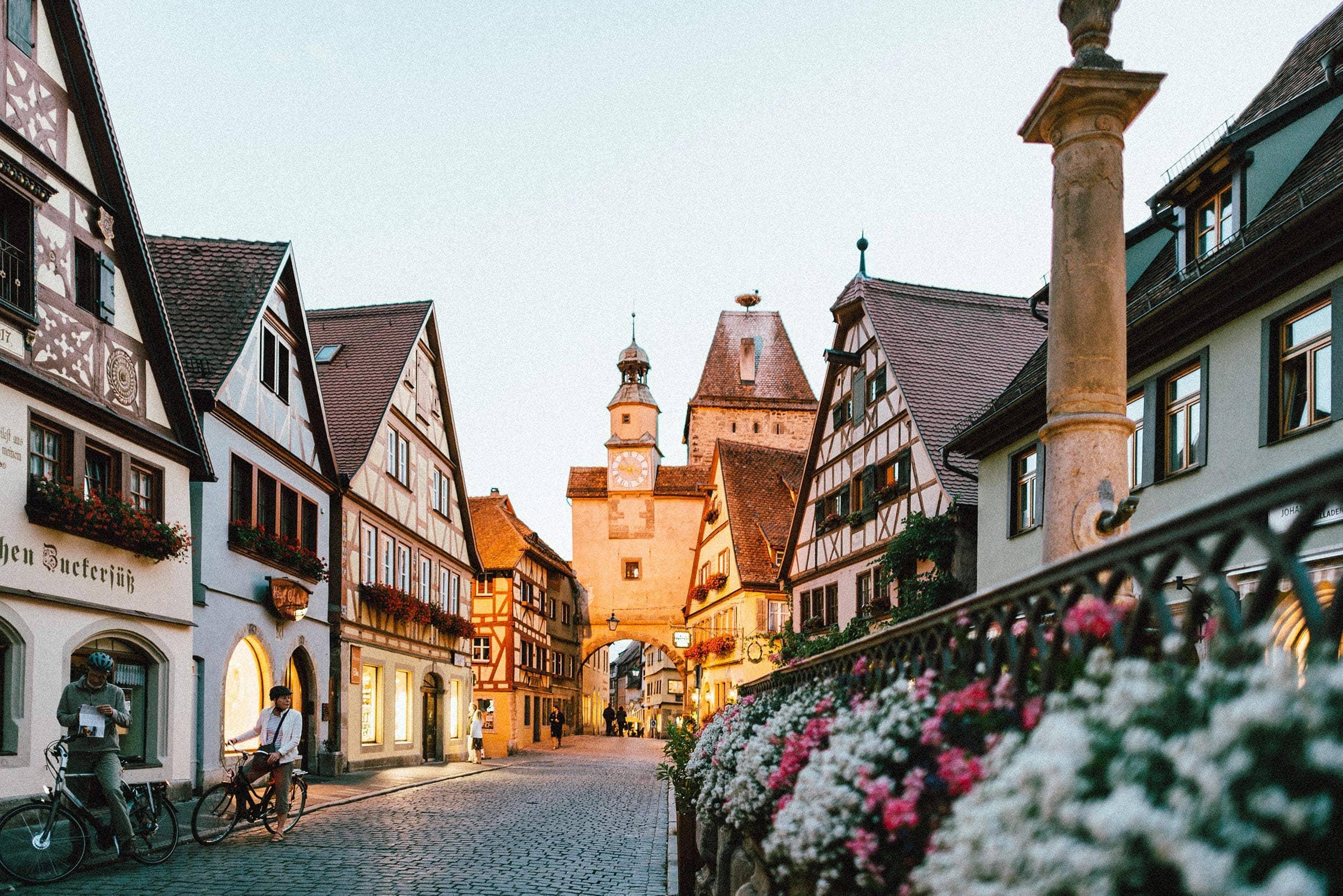 Apprendre l'allemand à Bordeaux cours d'allemand