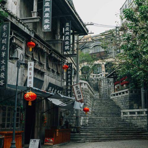 Apprendre le chinois à Newdeal Institut