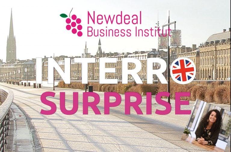 Interro surprise cours d'anglais à bordeaux témoignage client content